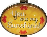 You Are My Sunshine, Keepsake Jewelry Box