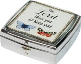 The Lord Bless You And Keep You Pill Box