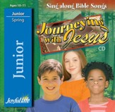 Journeying with Jesus Junior (Grades 5-6) Audio CD
