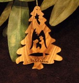 Nativity, Christmas Tree Ornament
