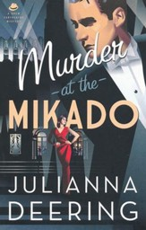 Murder at the Mikado, Drew Farthering Mystery Series #3