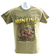 Are You Hunting for Truth Shirt, Tan, XX Large