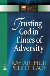 Trusting God in Times of Adversity: Job - eBook