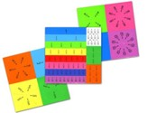 Magnetic Fraction Tiles