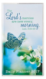 2017 The Lord's Mercies Daily Planner, Small