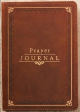 Prayer Journal with Scripture