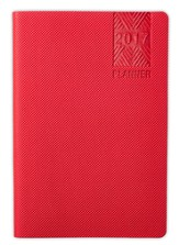 2017 Pocket Planner, Red
