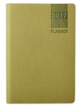 2017 Pocket Planner, Green