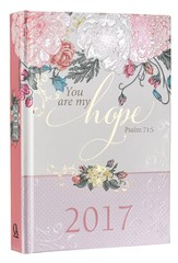 2017 You Are My Hope Daily Planner