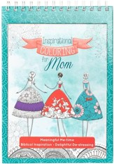 Coloring Book - Inspirational  Coloring for Mom