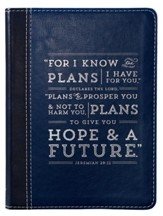 I Know The Plans Journal, LuxLeather