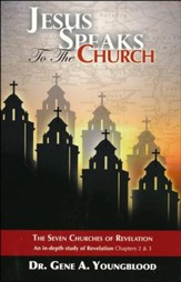 Jesus Speaks to the Church: The Seven Churches of Revelation - An in-depth study of Revelation Chapters 2 & 3 - Slightly Imperfect