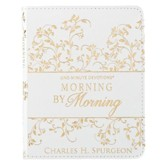 One-Minute Devotions Morning By Morning, Lux Leather