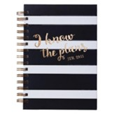 I Know the Plans, Wirebound Journal