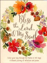 Bless the Lord, O My Soul, Coloring Devotional