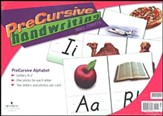 BJU Precursive Handwriting Wall  Charts (3rd Edition)