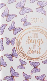 2018 Then Sings My Soul, Daily Planner, Small