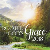 2018 Rooted in God's Grace, Wall Calendar, Large