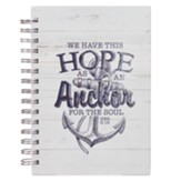 We Have This Hope As An Anchor Journal, Wirebound