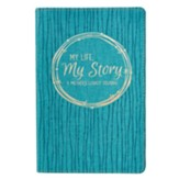 My Life, My Story, Legacy Journal, Lux Leather