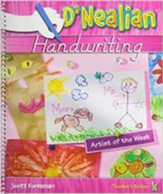 D'Nealian Handwriting Teacher Edition Grade K (2008 Edition)