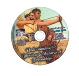 Understanding the Blessings and the Hazards of Friendships Audio CD