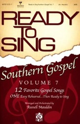 Ready to Sing Southern Gospel, Volume 7