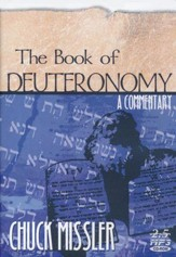 The Book of Deuteronomy - An Expositional Commentary on MP3-CD with CD-ROM