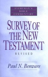 Survey of the New Testament [Paperback]
