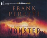 Monster - abridged audio book on CD