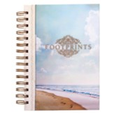 Footprints Spiral-bound Journal