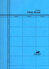 Abeka Teacher Plan Book