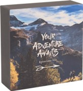 Your Adventure Awaits Box Plaque