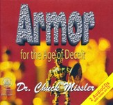 Armor for the Age of Deceit - unabridged audio book on CD