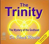 Trinity - unabridged audio book on CD