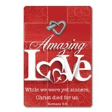 Amazing Love Pin & Card