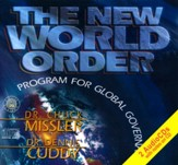 New World Order - unabridged audio book on CD