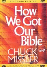 How We Got Our Bible - DVD