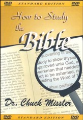 How to Study the Bible, DVD