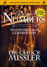 The Book of Numbers - An Expositional Commentary on DVD with CD-ROM