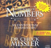 The Book of Numbers - An Expositional Commentary on CD with CD-ROM
