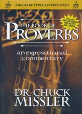 The Book of Proverbs - An Expositional Commentary on DVD with CD-ROM