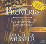 The Book of Proverbs - An Expositional Commentary on CD with CD-ROM