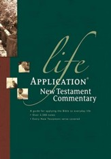 Life Application New Testament Commentary - eBook