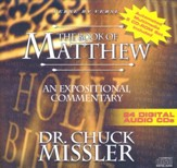 The Book of Matthew - An Expositional Commentary on CD with CD-ROM