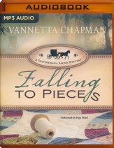 #1: Falling to Pieces unabridged audio book on MP3-CD
