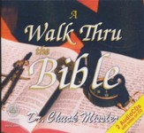 Walk Thru the Bible - unabridged audio book on CD
