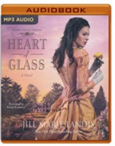 #3: Heart of Glass, Irish Angel series - unabridged audio book on MP3-CD