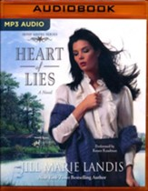#2: Heart of Lies, Irish Angel series - unabridged audio book on MP3-CD