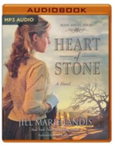 #1: Heart of Stone, Irish Angel - unabridged audio book on MP3-CD